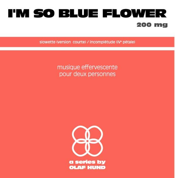 I'm so Blue Flower, 200 mg