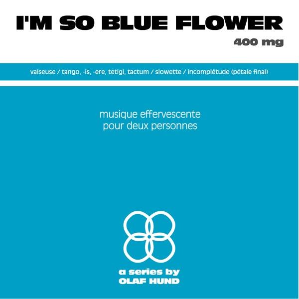 I'm so Blue Flower, 400 mg