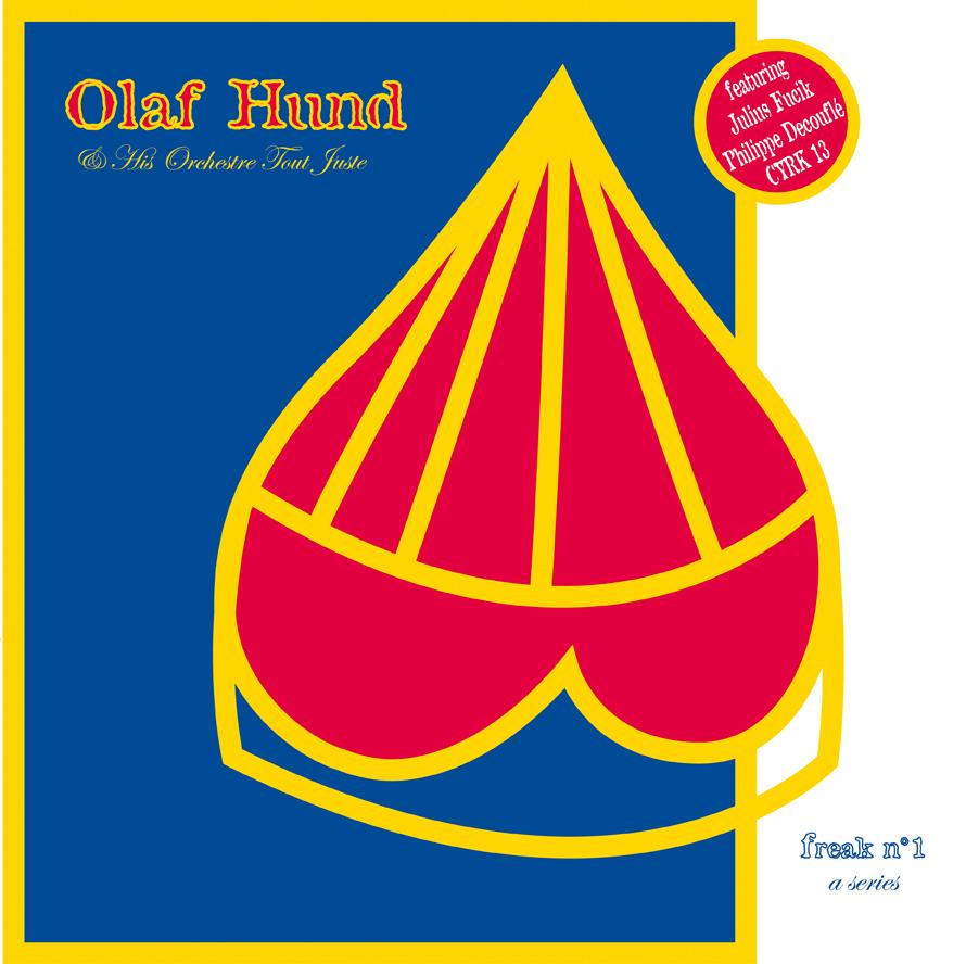 Olaf Hund - I'm So Blue Flower - 400 Mg