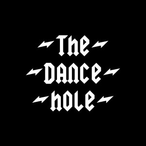 THE DANCE HOLE 100x100 black